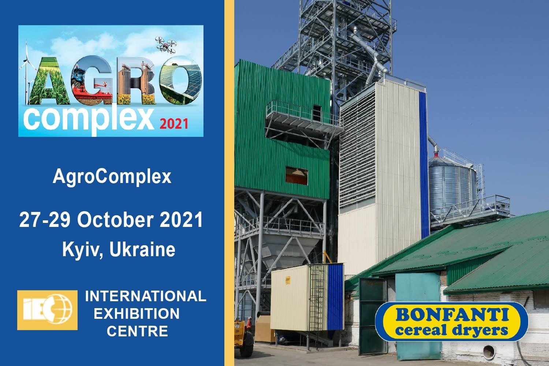 Agrocomplex 27 – 29 October 2021