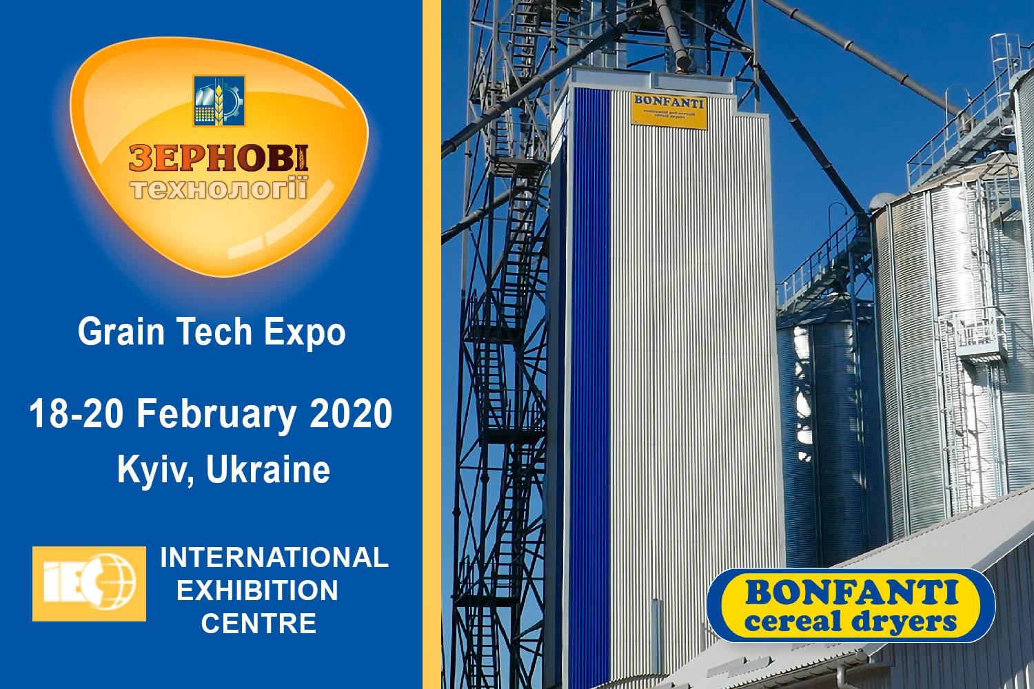 Grain Tech Expo 18-20 February 2020