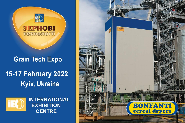 Grain Tech Expo 15-17 February 2022
