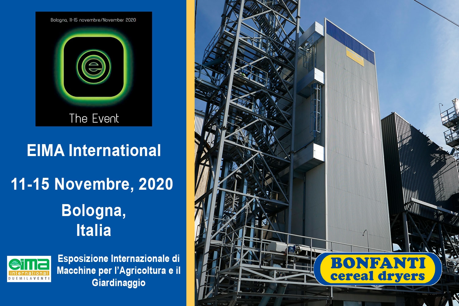 EIMA International – 11-15 November 2020