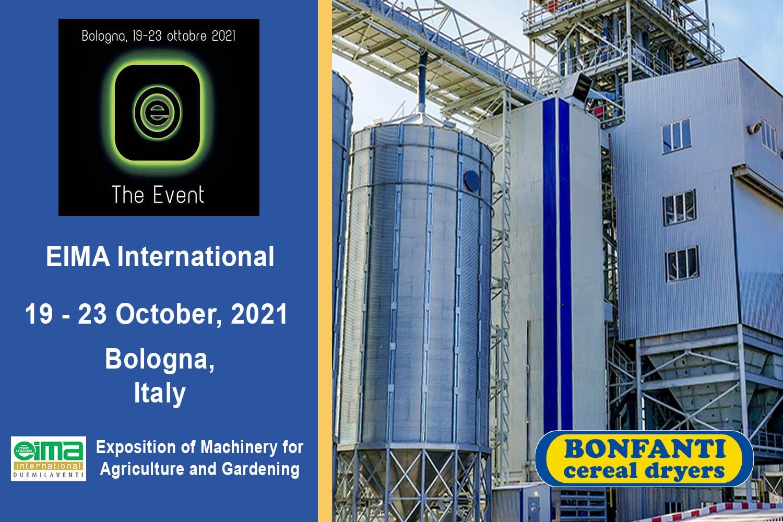EIMA International 19 – 23 October 2021