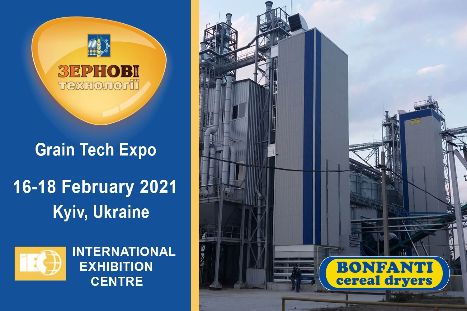 Grain Tech Expo 16-18 February 2021