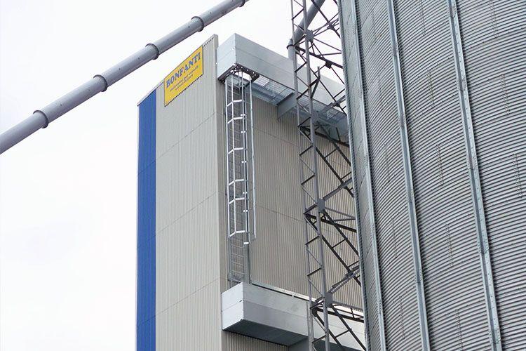 Borodyansk eleva i propri impianti a 30 mila tonnellate